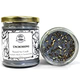 Uncrossing 8 oz Soy Herbal Spell Candle for...