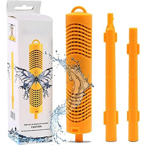 SPA Cartucho Stick Desinfectante mineral Purificador de bañera de hidromasaje Spa en filtro Palos minerales para jacuzzis, piscina, estanque de peces, piscinas de spa, piscinas de inmersión