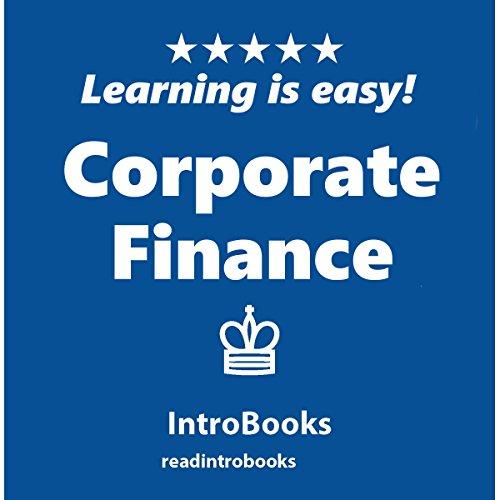 Corporate Finance audiobook cover art