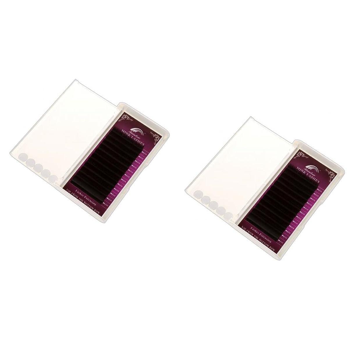 強度辞書見込みToygogo 3Dまつげ個別まつげエクステンション8-13mm混合まつげ半永久Cカール0.07mm