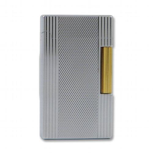 Feuerzeug IM CORONA Double-Flame - Zigarrenfeuerzeug mit Doppelflamme