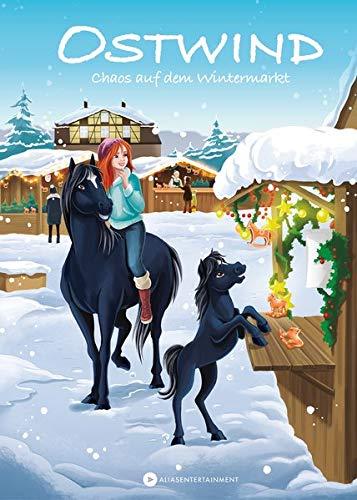 OSTWIND – Chaos auf dem Wintermarkt (Ostwind für Erstleser, Band 8)