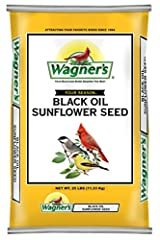 Attracts the widest variety of birds Thin shelled sunflower - makes it easy for small beaked birds to open This seed has the high energy content that all birds need to maintain their healthy lifestyle Highest quality grains used Made in the USA