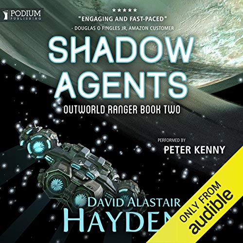 Shadow Agents audiobook cover art
