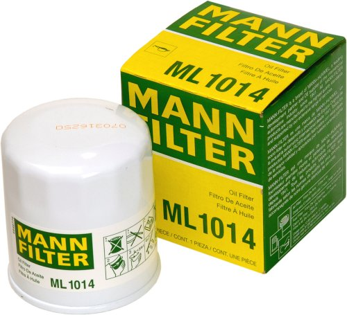 Mann-Filter ML 1014 Oil Filter