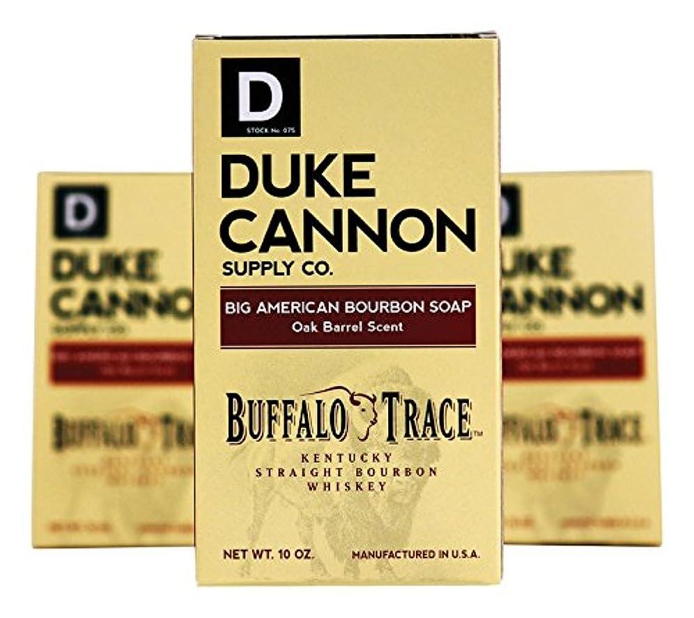 真剣に月曜ボトルDuke Cannon タバーンコレクションスペシャルエディションメンズソープ(、)
