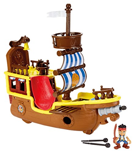 Fisher Price Jake und The Neverland Pirati - Jake Pirate Adventure Bucky