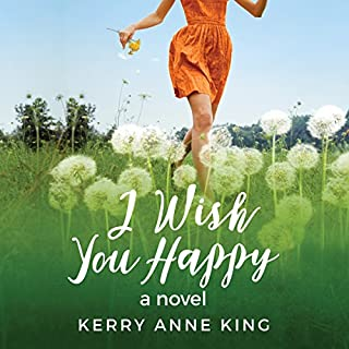 I Wish You Happy audiobook cover art