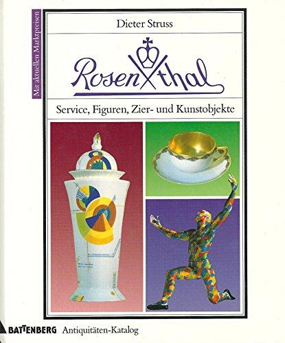 Rosenthal. Service, Figuren, Zier- und Kunstobjekte