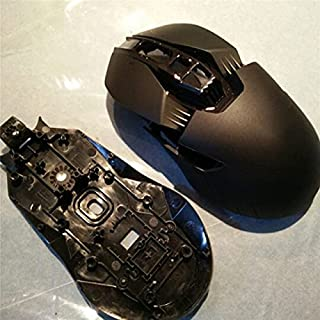 Replacement Parts & Accessories - Mouse Outer Housing Case Top Shell + Base Cover Set for G900 G903 Wireless Mouse Accesso...