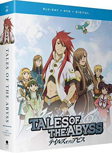 Tales of Abyss: The Complete Series [Blu-Ray]