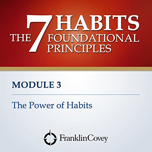 Module 3 - The Power of Habits cover art