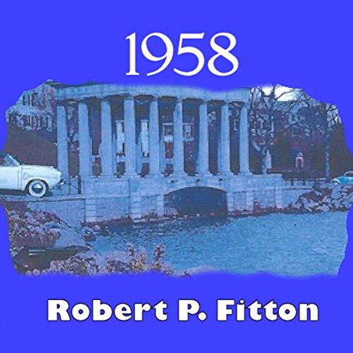 1958 audiobook cover art