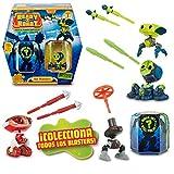 Ready 2 Robot Serie 1 - Bot Blaster Capsula Sorpresa con Lanza Misiles (Giochi Preziosi RED02000)