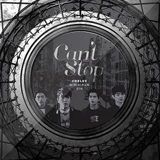 CNBLUE [CAN'T STOP Ⅱ] MINI ALBUM + Member Standing Paper K-POP Sealed