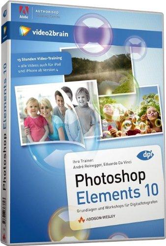 Photoshop Elements - Videotraining (PC+MAC+Linux) [import allemand]