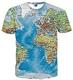 Sykooria Camiseta Unisex de Manga Corta, Divertida Camiseta 3D con Estampado Personalizado para Hombres y Mujeres, Camiseta Informal de Verano S-XXL