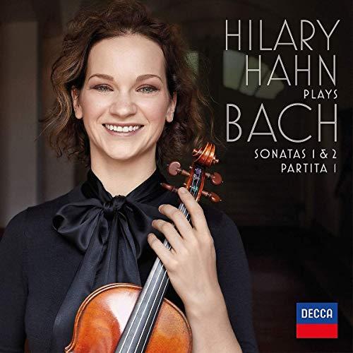 Hilary Hahn plays Bach: Violin Sonatas Nos. 1 & 2; Partita No. 1 [2 LP]