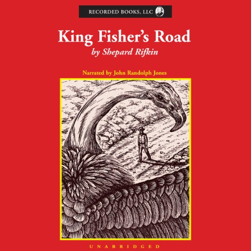 King Fisher's Road audiobook cover art