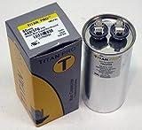 Room Air Conditioner Replacement Parts TitanPro TRCF50 HVAC Round Motor Run Capacitor. 50 MFD/UF 440/370 Volts