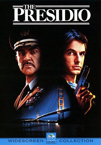 The Presidio - Sean Connery [DVD] [1988]