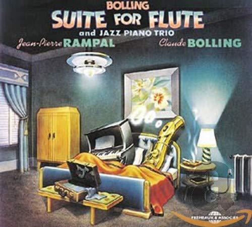 Suite For Flute & Jazz Piano Trio
