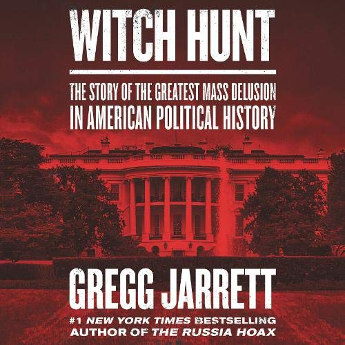 Page de couverture de Witch Hunt