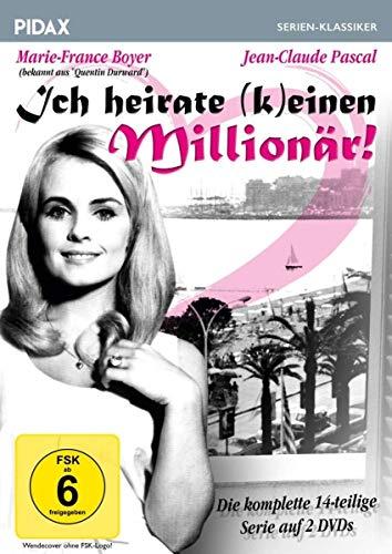 Ich heirate (k)einen Millionär! - Die komplette Serie [2 DVDs]