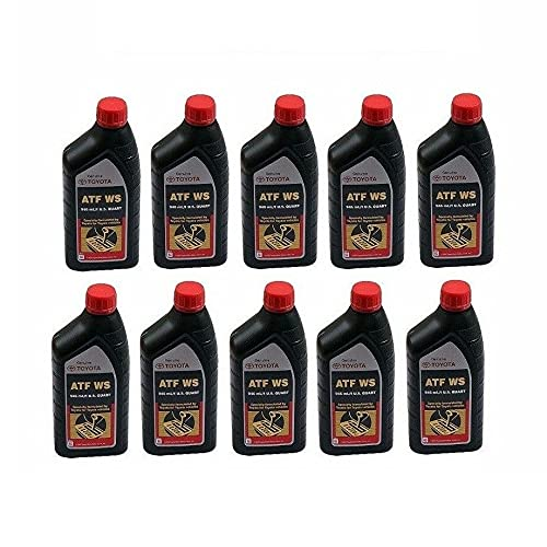 10 Compatible with Toyota Highlander Camry Automatic Transmission Fluid
