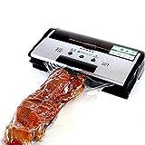 Mejor alimentos al vacío sellador de la máquina de embalaje automático eléctrico del hogar Industrial Electrodomésticos de Cocina para envasado al vacío