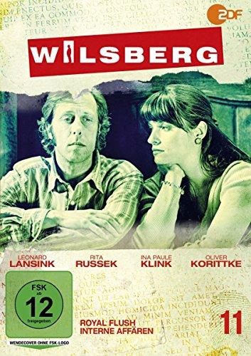 Wilsberg 11 - Royal Flush / Interne Affären