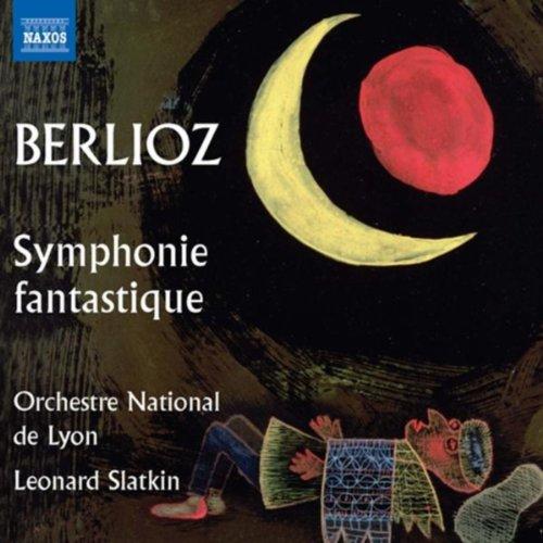 ベルリオーズ: 幻想交響曲(第2楽章のコルネット付きヴァージョン入り)・序曲「海賊」(フランス国立リヨン管弦楽団/スラットキン)