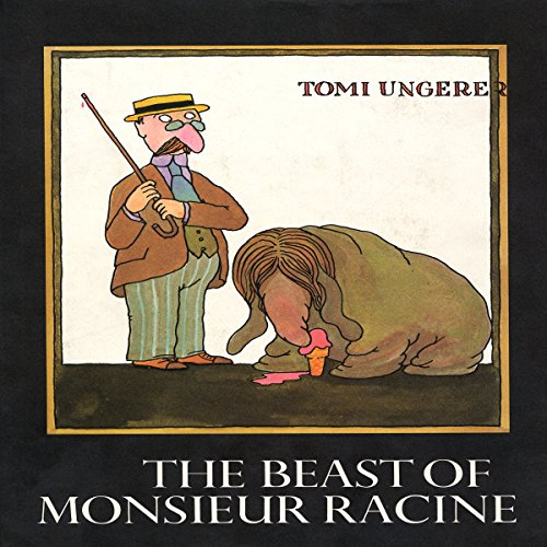 Beast of Monsieur Racine  audiobook cover art