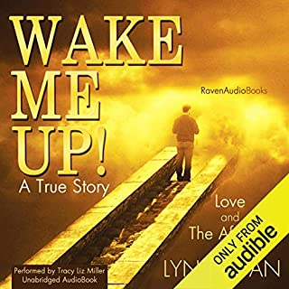 Wake Me Up!: Love and The Afterlife cover art