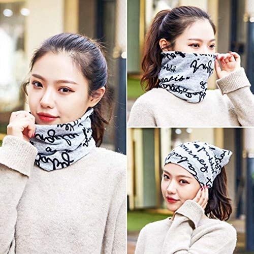 Ladies scarf sun protection cycling ice headscarves outdoor bike motorcycle headscarves