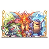 648624 - Board Game Playmat for Pokemon Table Mat Games Size 60X35 cm Mousepad Play Mat for Yugioh Magic The Gathering