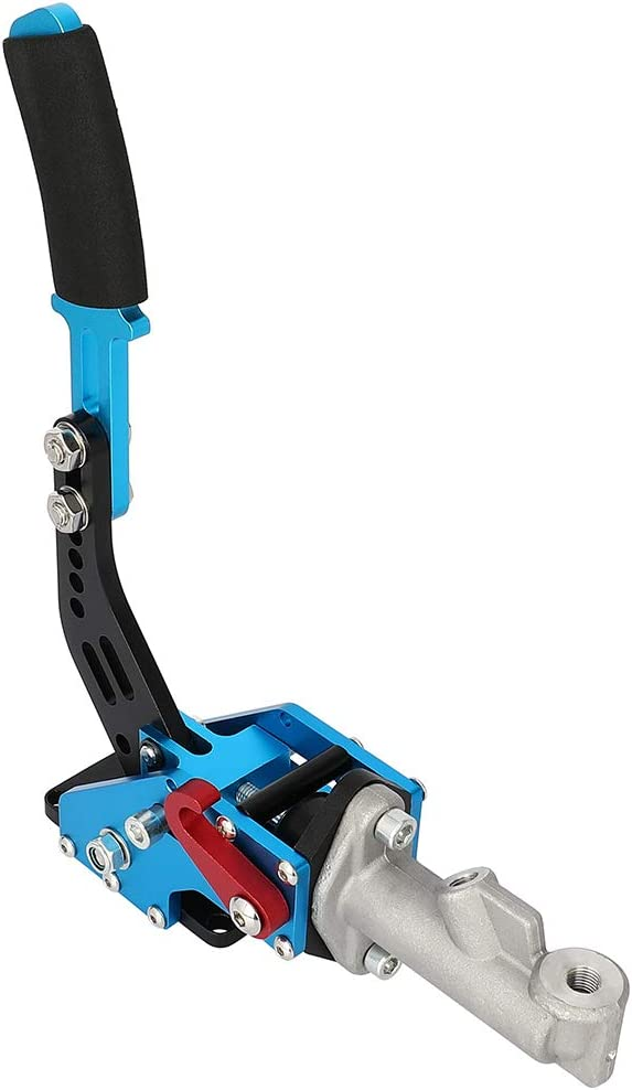 OCPTY Limited time for free shipping blue Hydraulic Horizontal Racing Brake Hand Pa Soldering Drift Rally