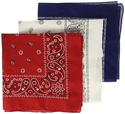 10 best bandanas red white blue for 2021