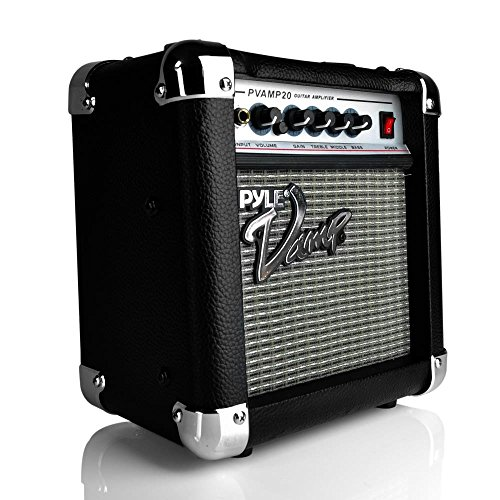 Pyle-Pro PVAMP20 20-Watt Vamp-Series Amplifier With 3-Band EQ