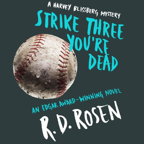 Strike Three, You're Dead audiobook cover art
