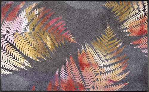 wash+dry Fußmatte, Erbario 75x120 cm, innen und außen, waschbar
