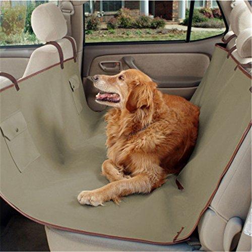 DIELIAN hondenautodeken, hondenzitmat voor auto's, waterdichte hangmat achterbank displaybeschermfolie 'Pet stoelhoezen voor auto verstelbare trays