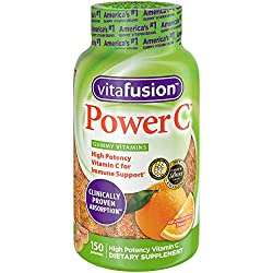 From America's # 1 Gummy Vitamin Brand Supports Immune health[1] with as much Vitamin C as 10 tangerines The only gummy vitamin brand with Clinically Proven Absorption [4] Contains NO high-fructose corn syrup, NO artificial sweeteners, NO gluten, NO ...