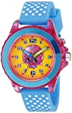 Shopkins Kids' KIN9002 Analog Display Quartz Blue Watch