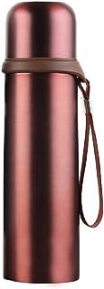 myonly Termo Térmico para Termo líquido Taza de Acero