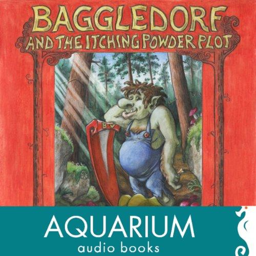 Baggledorf audiobook cover art