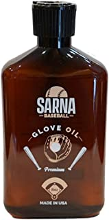 oil to use on baseball glove