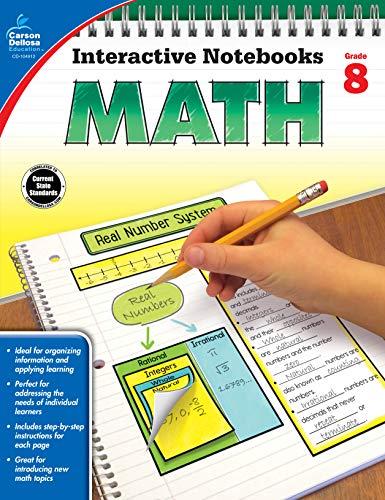 Math Grade 8 Interactive Notebooks