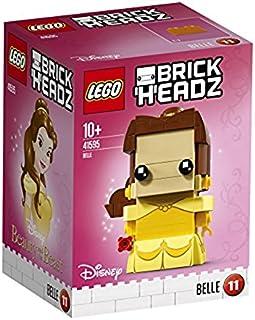 LEGO Brickheadz - Bella, Juguete de Construcción, Figura