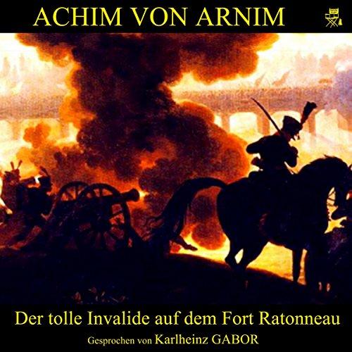 Der tolle Invalide auf dem Fort Ratonneau audiobook cover art